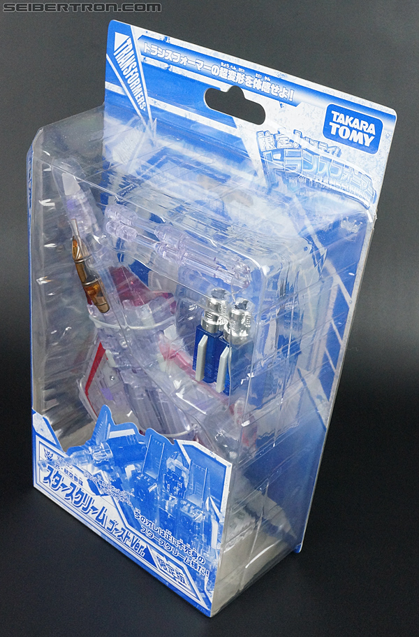 Transformers Henkei Starscream Ghost Version (Image #9 of 196)