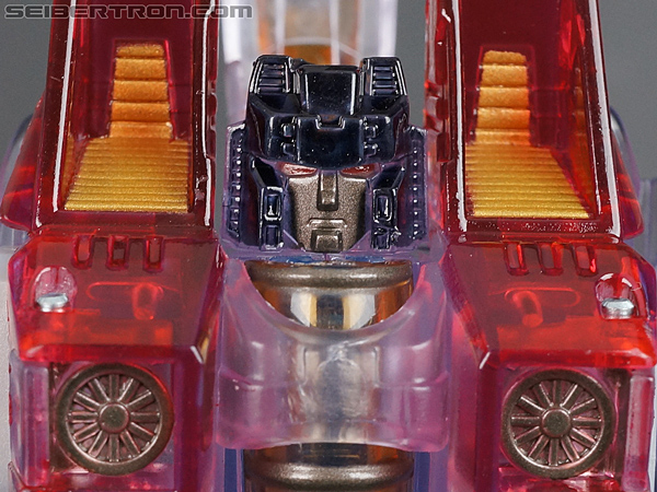Transformers Henkei Starscream Ghost Version gallery