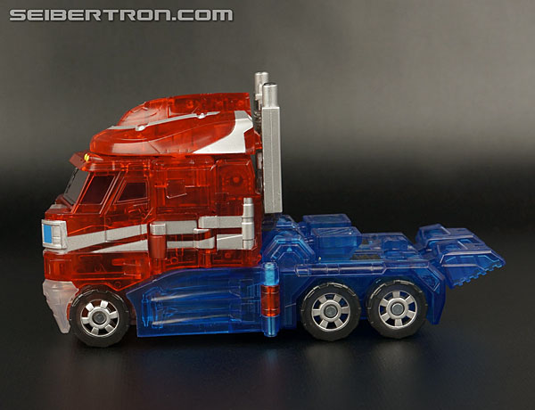 Transformers Henkei Crystal Optimus Prime (Convoy Clear Version (Crystal Convoy)) (Image #23 of 128)