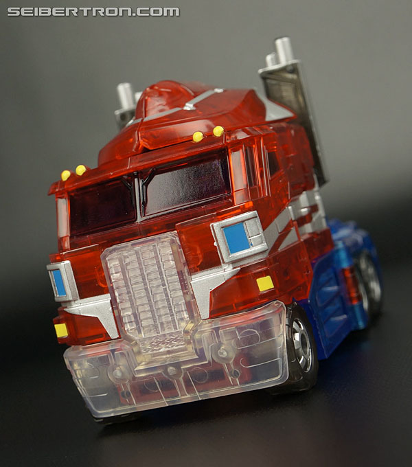 Transformers Henkei Crystal Optimus Prime (Convoy Clear Version (Crystal Convoy)) (Image #28 of 128)