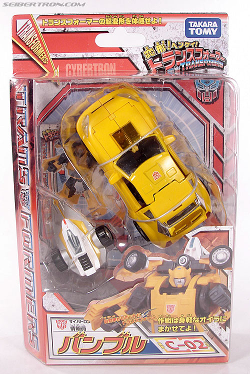 Transformers Henkei Bumblebee (Bumble) (Image #1 of 110)