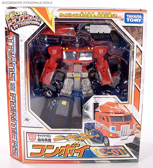 Transformers Henkei Optimus Prime (Convoy) (Image #1 of 117)