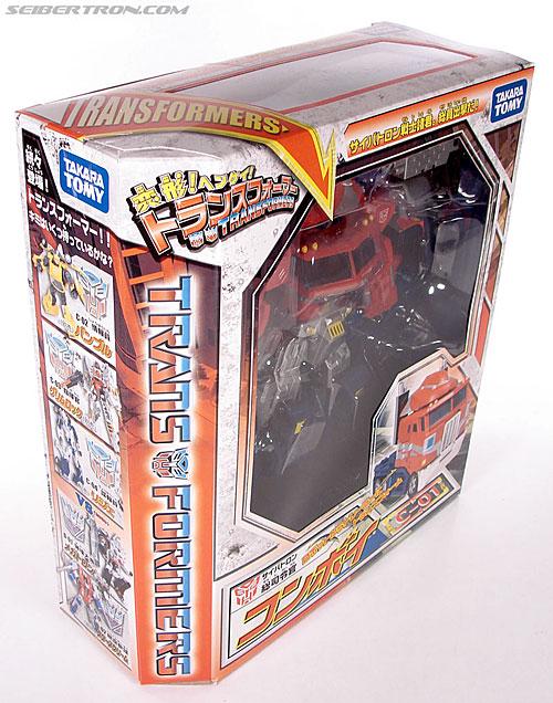 Transformers Henkei Optimus Prime (Convoy) (Image #3 of 117)
