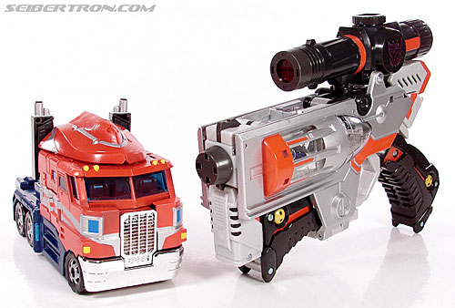 Transformers Henkei Optimus Prime (Convoy) (Image #34 of 117)