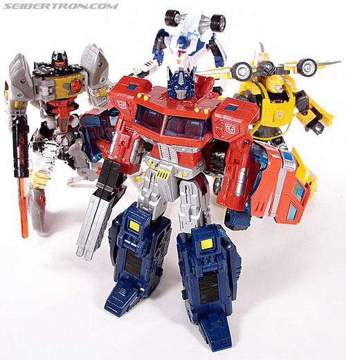 Transformers Henkei Optimus Prime (Convoy) (Image #115 of 117)