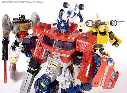 Transformers Henkei Optimus Prime (Convoy) (Image #116 of 117)