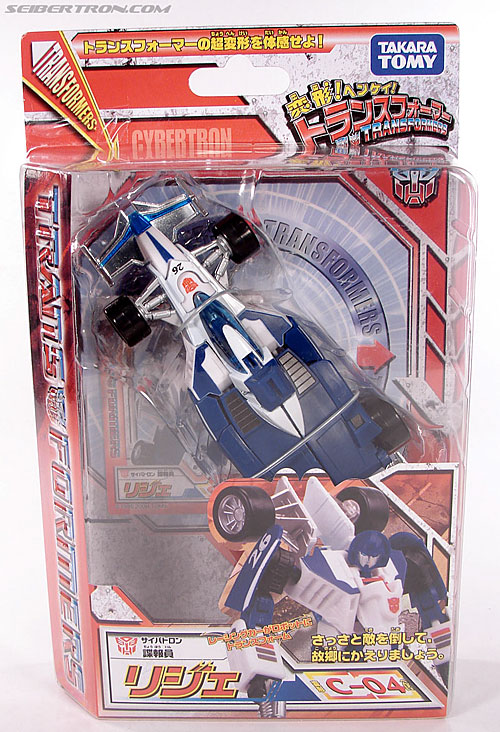 Transformers Henkei Mirage (Ligier) (Image #1 of 76)