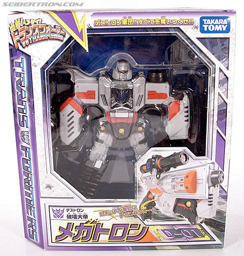 Transformers Henkei Megatron (Image #1 of 126)