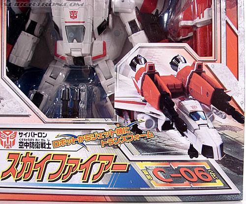 Transformers Henkei Jetfire (Skyfire) (Image #3 of 203)