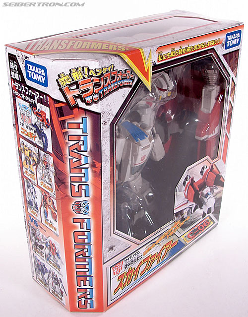 Transformers Henkei Jetfire (Skyfire) (Image #4 of 203)