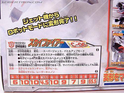 Transformers Henkei Jetfire (Skyfire) (Image #8 of 203)