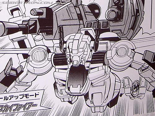 Transformers Henkei Jetfire (Skyfire) (Image #79 of 203)
