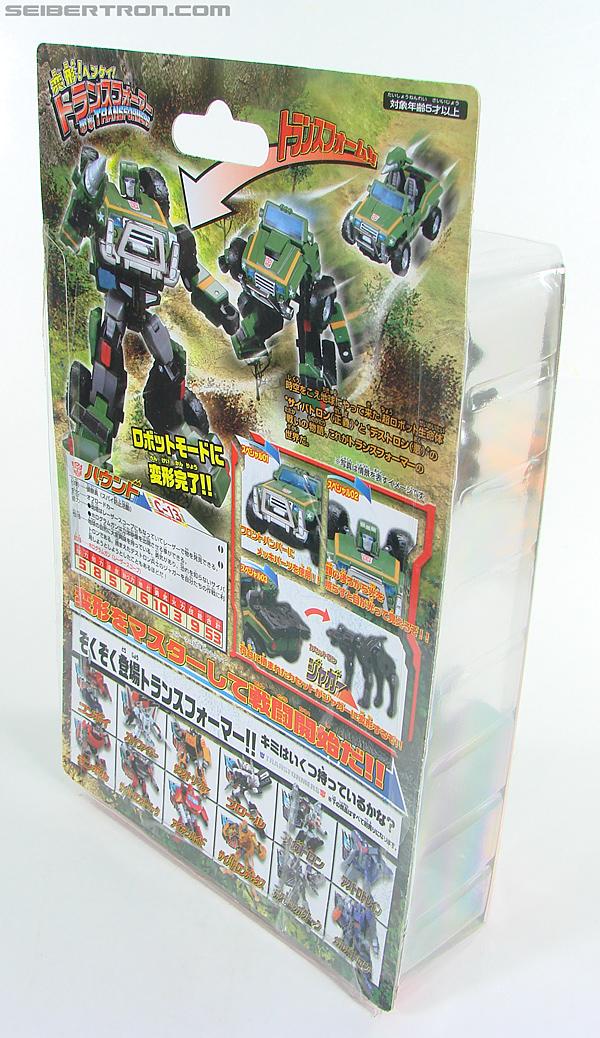 Transformers Henkei Hound (Image #7 of 105)