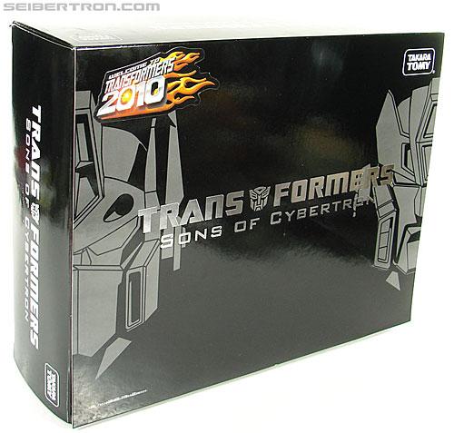 Transformers Henkei Rodimus (Sons of Cybertron) (Image #3 of 121)