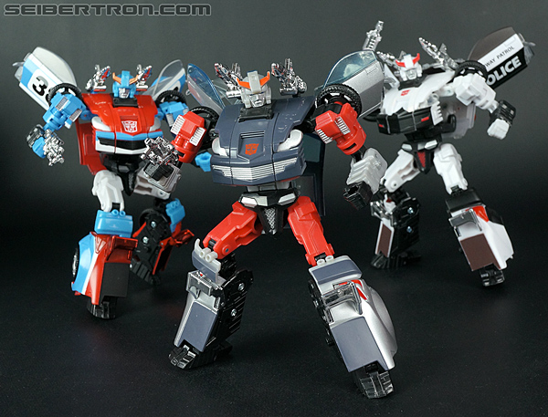 Transformers Henkei Silverstreak (Image #109 of 115)