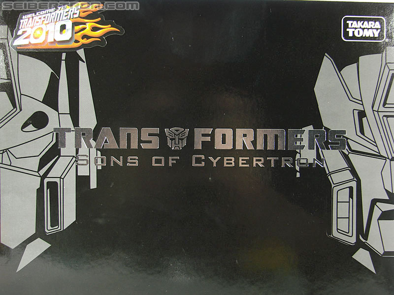 Transformers Henkei Rodimus (Sons of Cybertron) (Image #2 of 121)