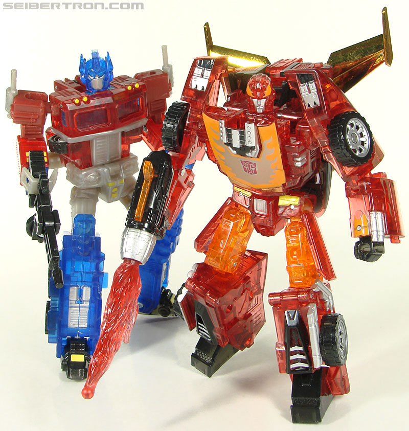 Transformers Henkei Rodimus (Sons of Cybertron) (Image #111 of 121)