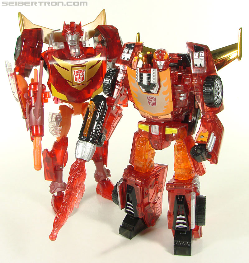 Transformers Henkei Rodimus (Sons of Cybertron) (Image #114 of 121)
