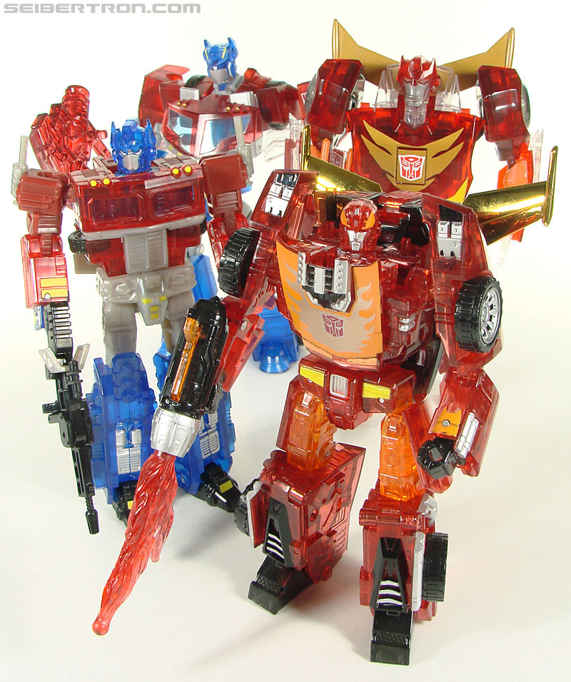 Transformers Henkei Rodimus (Sons of Cybertron) (Image #121 of 121)