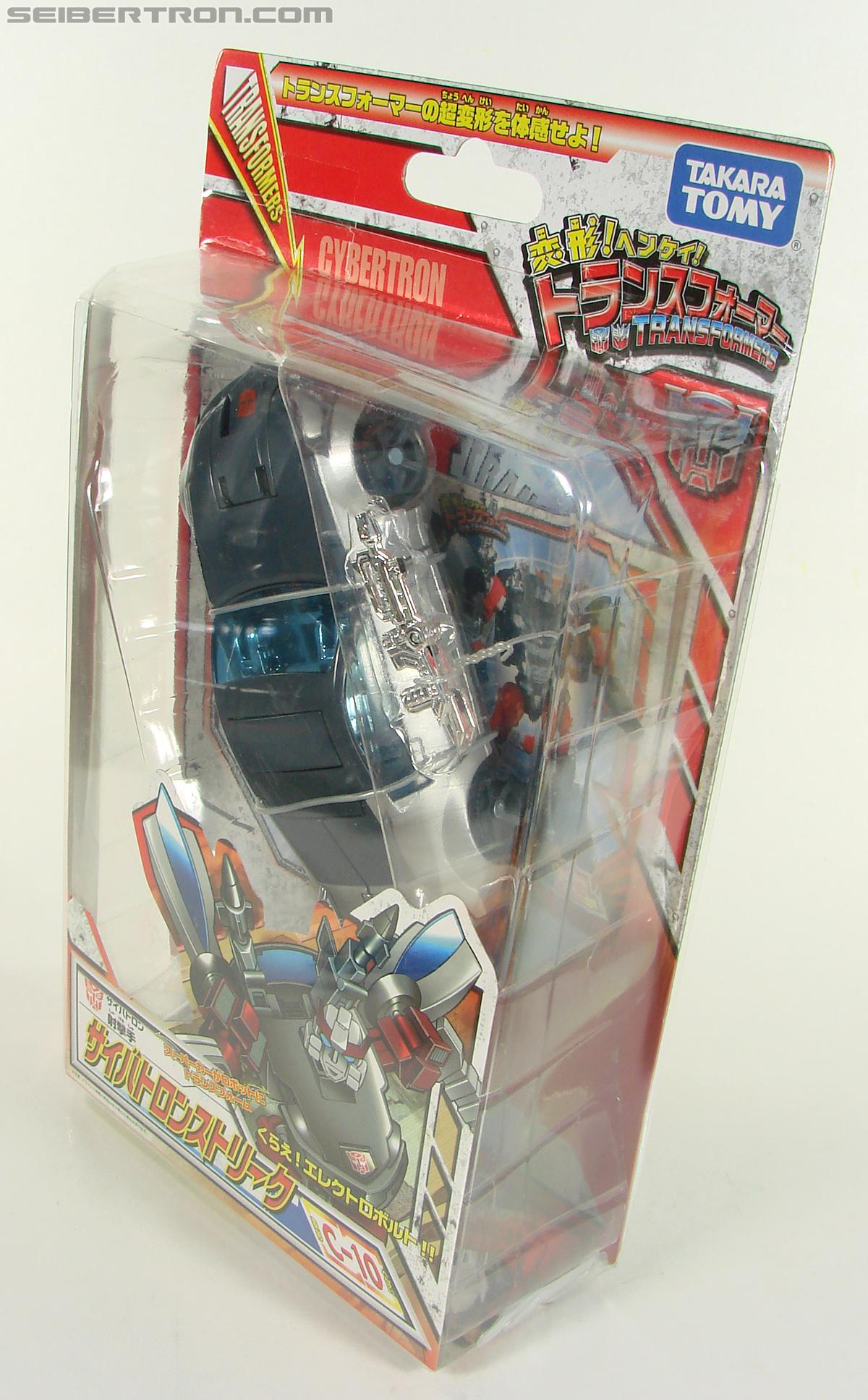 Transformers Henkei Silverstreak (Image #15 of 115)