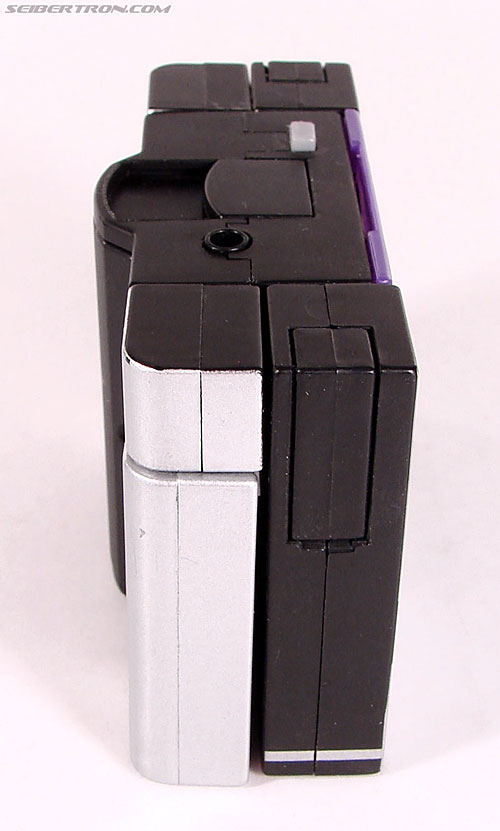 Transformers Music Label Soundwave (Blaster Black) (Image #20 of 88)