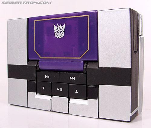 Transformers Music Label Soundwave (Blaster Black) (Image #26 of 88)