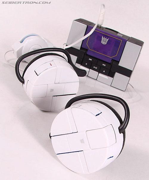 Transformers Music Label Soundwave (Blaster Black) (Image #30 of 88)