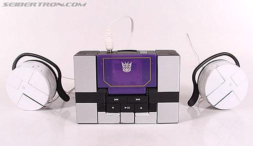 Transformers Music Label Soundwave (Blaster Black) (Image #31 of 88)