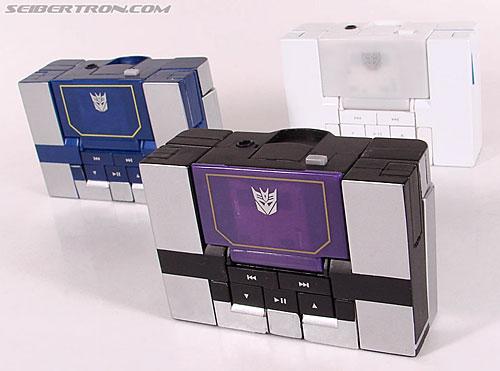 Transformers Music Label Soundwave (Blaster Black) (Image #32 of 88)