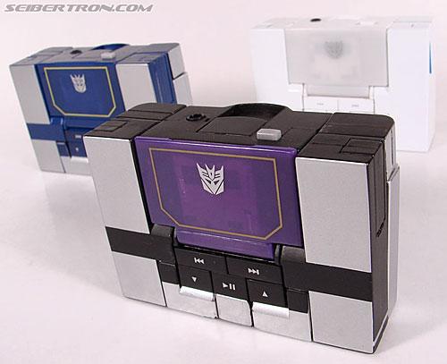 Transformers Music Label Soundwave (Blaster Black) (Image #33 of 88)