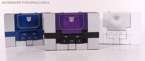 Transformers Music Label Soundwave (Blaster Black) (Image #34 of 88)