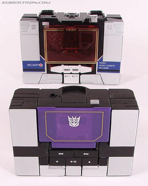 Transformers Music Label Soundwave (Blaster Black) (Image #38 of 88)