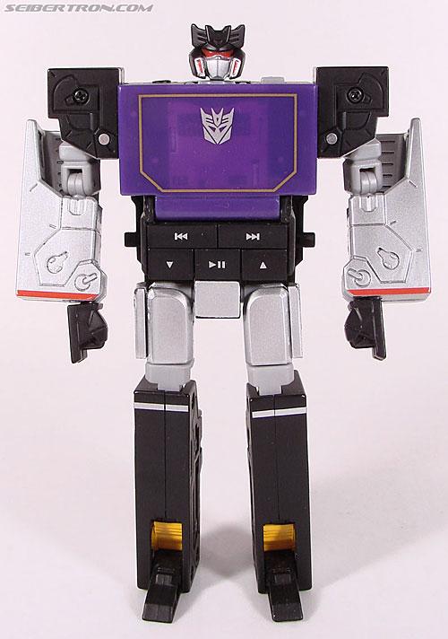 Transformers Music Label Soundwave (Blaster Black) (Image #39 of 88)
