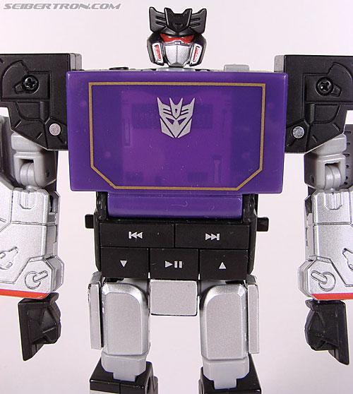 Transformers Music Label Soundwave (Blaster Black) (Image #40 of 88)