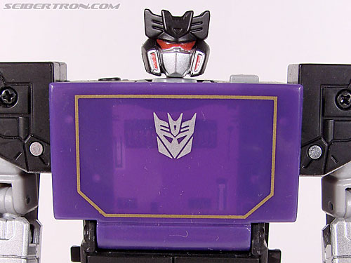 Transformers Music Label Soundwave (Blaster Black) (Image #42 of 88)