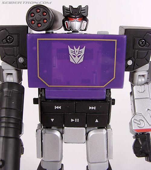Transformers Music Label Soundwave (Blaster Black) (Image #43 of 88)