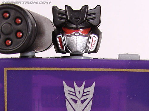 Transformers Music Label Soundwave (Blaster Black) (Image #44 of 88)