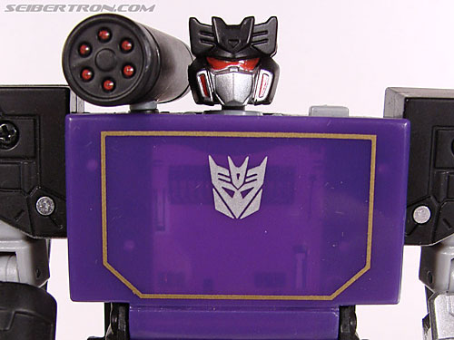 Transformers Music Label Soundwave (Blaster Black) (Image #45 of 88)