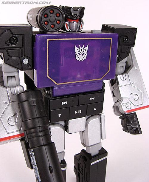 Transformers Music Label Soundwave (Blaster Black) (Image #47 of 88)