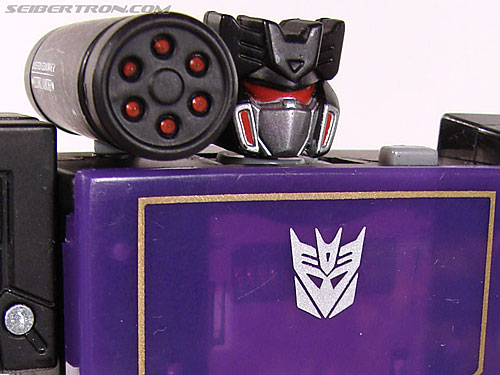 Transformers Music Label Soundwave (Blaster Black) (Image #48 of 88)