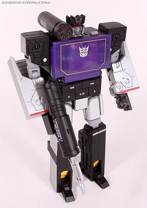 Transformers Music Label Soundwave (Blaster Black) (Image #50 of 88)