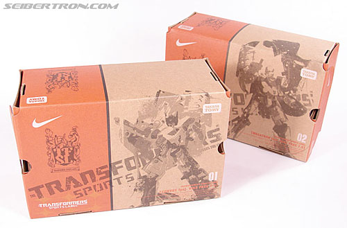 Transformers Sports Label Optimus Prime (Nike) (Convoy (Nike)) (Image #1 of 114)