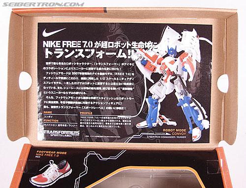 Transformers Sports Label Optimus Prime (Nike) (Convoy (Nike)) (Image #21 of 114)