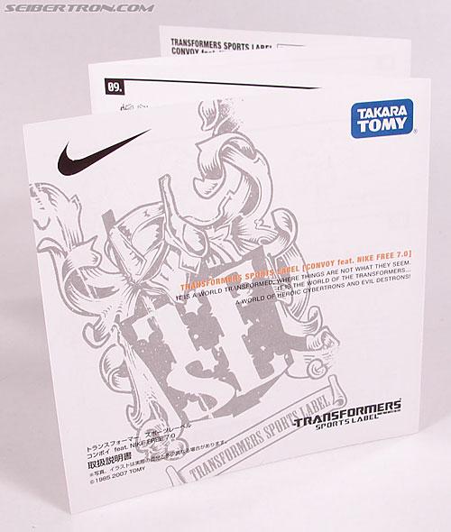 Transformers Sports Label Optimus Prime (Nike) (Convoy (Nike)) (Image #34 of 114)