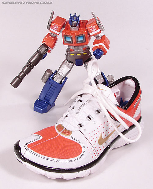 Transformers Sports Label Optimus Prime (Nike) (Convoy (Nike)) (Image #58 of 114)