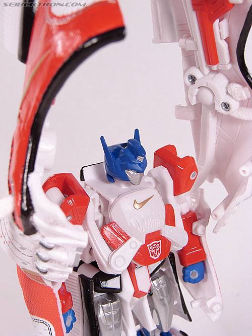 Transformers Sports Label Optimus Prime (Nike) (Convoy (Nike)) (Image #69 of 114)