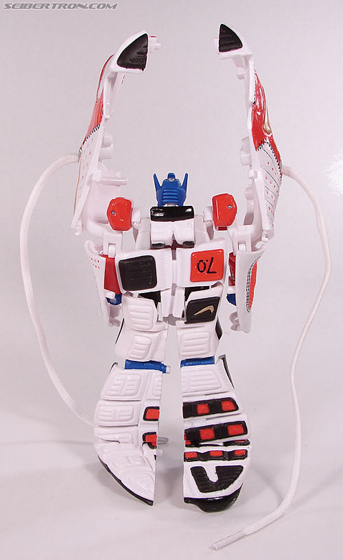 Transformers Sports Label Optimus Prime (Nike) (Convoy (Nike)) (Image #75 of 114)