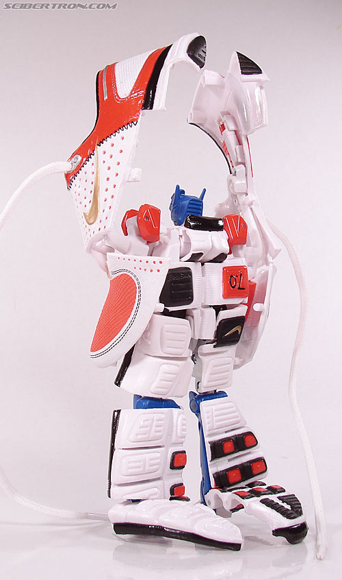 Transformers Sports Label Optimus Prime (Nike) (Convoy (Nike)) (Image #76 of 114)