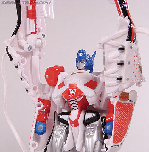 Transformers Sports Label Optimus Prime (Nike) (Convoy (Nike)) (Image #80 of 114)