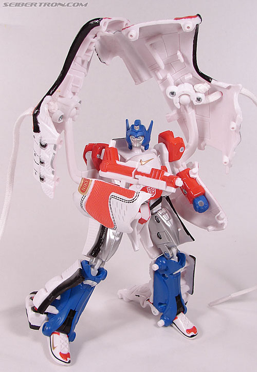 Transformers Sports Label Optimus Prime (Nike) (Convoy (Nike)) (Image #87 of 114)
